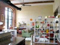 Loft design Retró loft Vintage loft