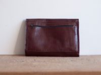Loft design Vingate man leather clutch briefcase bag leder Mappe Aktentasche férfi retró bőr aktatáska mappa