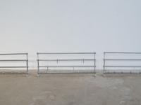 Loft design Mantelhalken aus fogas kabátakasztó coat hanger vintage alumínium