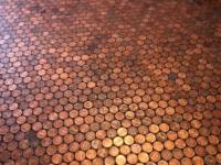 Loft design Újrahasznosított recycled padló floor 3