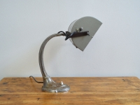 loft design régi bankár lámpa classical banker's lamp Klassische Bankierslampe újrahasznosított racycling