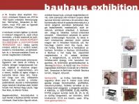 Loft design Bauhaus kiállítás