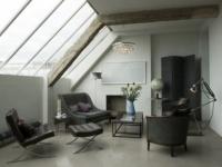 Loft design Londoni loftlakás 3
