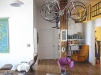 Loft design Vintage loft kerékpár