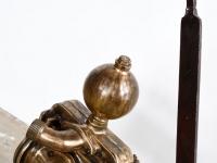 Loft design mezőgazdasági bronz borpumpa Agricultural bronze wine pumps Landwirtschaftliche Bronze Weinpumpen dekoráció dekoration decoration ipari industrial industriell shabby chic rusty style artkraft