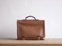 Loft design bag Man Briefcase leather Leder Aktentasche Vintage Retro férfi Aktatáska bőr