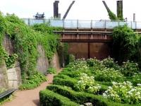 Loft design Közpark régi gyár Duisburg Landschaftspark 6