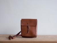 Loft design Vintage leather bag messenger man Umhängetasche Leder Mann Tasche Retro férfi bőr válltáska