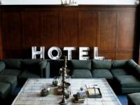 Loft design Ace Hotel Hall