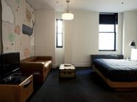 Loft design Ace Hotel szoba 5