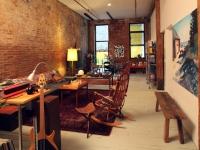 Loft design Építészek loftlakása 2