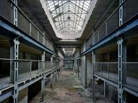 Loft bútor Régi német gyár Chemnitz