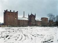 Loft bútor Régi német gyár Magdeburg