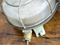 Loft design régi old alte ipari industrial industriell fali robbanásbiztos lámpa Wall Explosion-proof lamp Wand Explosionssichere Lampen mennyezeti ceiling