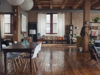 Life and Work loft in Chicago