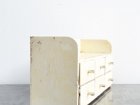 Loft design régi industrial ipari industriell faliszekrény wall cabinet Wandschrenk shabby chic rusty style artkraft