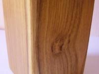 Loft design Tömörfa fogkefe tartó 4