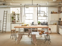 loft design loft enteriőr  loft spaces industrial spaces industrial studio industrial vintage furnitures design, Ohio