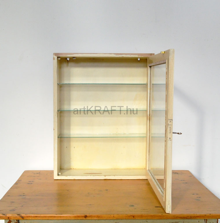 Glass Cabinet For The Bathroom Artkraft Loftdesign