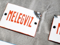 Loft design Régi zománctáblák Alte Emaille-Schilder Old enamel plates ipari industrial industriell artkraft