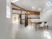 Loft design converted spaces umgewandelt Bereiche AR Design Studio