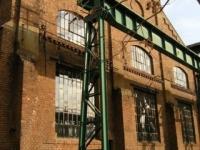 Loft design Régi gyárépület Miskolc csavargyár 1