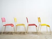 Loft design kerti szék garden chair Gartenstuhl műanyag kerti szék plastic garden chair Plastikgartenstuhl