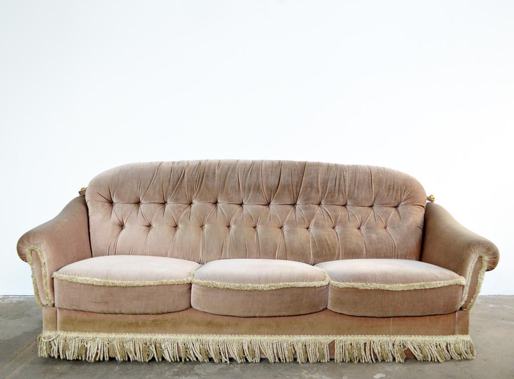 Klassisches Sofa klassische sofas 2 st artkraft loftdesign