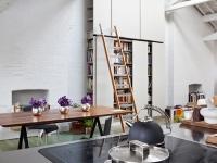 Anissa Helou's loft