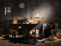 Loft design artKRAFT Krea stylist ipari stílus industrielle Stil Innere industrial style Interior