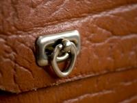 Loft design férfi aktatáska bőr aktentasche briefcase leather leder bag