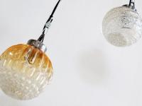Loft design gömb mennyezeti lámpa Globe ceiling lamp Ball Deckenleuchten ipari industrial industriell shabby chic rusty style artkraft