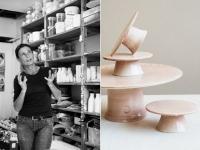 Judit Lantos ceramics - Photo of Veronika Studer-Tüske