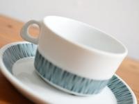 Loft design Lilien porcelán Porzellanteesatz porcelain tea set teáskészlet