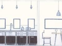 Loftdesign Konyha 2