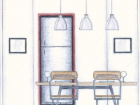 Loftdesign Konyha 3