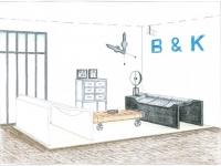 Loftdesign Nappali 1