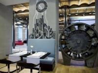 Loft design Loft Hotel Andel's Hotel Lodz bar