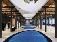 Loft design Loft Hotel Andel's Hotel Lodz lobby