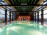 Loft design Loft Hotel Andel's Hotel Lodz pool