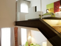 Loft design Loft Hotel Andel's Hotel Lodz szoba 2