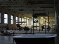 Loft design Loft converted the warehouse Loft umgebauten Lagerhalle