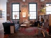 Loft design artKRAFT ipari stílus industrielle Stil Innere industrial style Interior