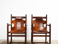 Loft design régi szafari bőrszék safari old leather chair safari alten Ledersessel fotel Sessel armchair ipari industrial industriell shabby chic rusty style artkraft