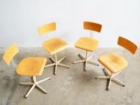 Loft design Ipari forgószék műhelyszék Industrial factory chairs Fabrik Stuhl műhelyszék dolgozószék workshop chair working chair Werkstattstuhl Arbeitsstuhl