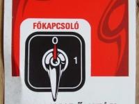Loft design Retro munkavédelmi plakát 7