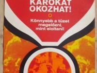 Loft design Retro munkavédelmi plakát 17