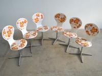 Loft design régi német hangyaszék old German ant chair alte deutsche Ameise Stuhl étkezőszék dining chair Esszimmerstuhl