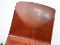 Loft design Flötotto szék chair Stuhl étkezőszék dolgozószék working chair dining chair Arbeitsstuhl Esszimmerstuhl ipari industrial industriell shabby chic rusty style artkraft