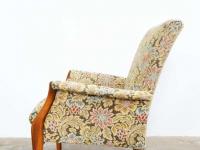 Loft design klasszikus fotel Classic armchair Liegestuhl im Epochen olvasófotel Lesesessel reading chair Parker Knoll ipari industrial industriell shabby chic rusty style artkraft